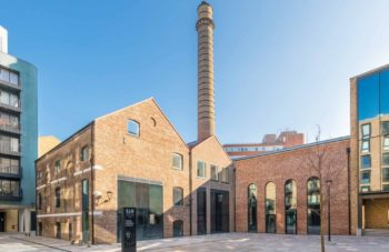 Ram Quarter: Wandsworth brewery now bedrooms
